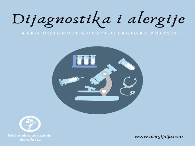 Nedelja dijagnostikovanja NU Alergija i ja