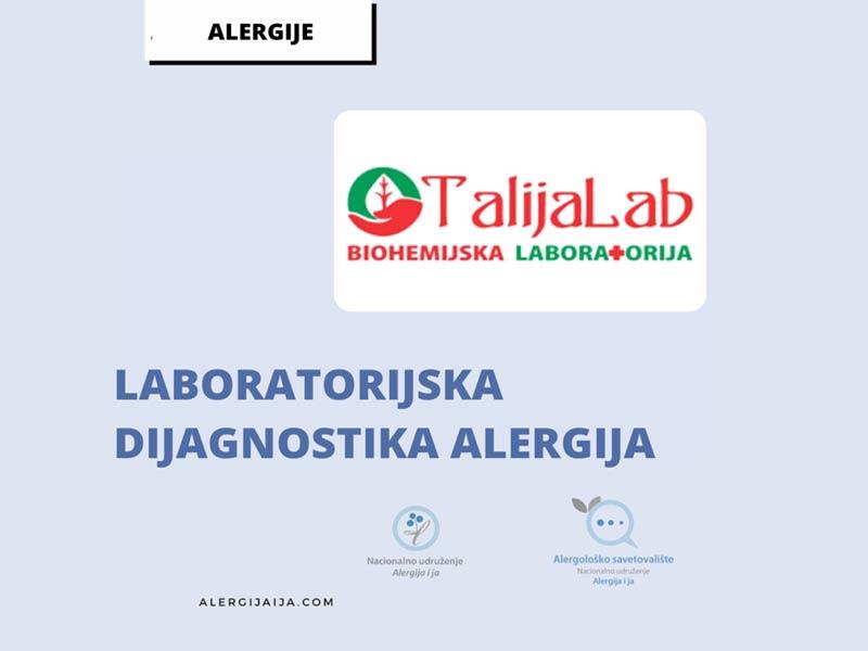 Laboratorijska dijagnostika alergija – Veliko darivanje